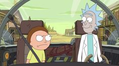 Rick and Morty S02E09 Whose Purging Now Rick Morty Spaceship