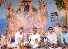 क्षेत्रीय भ्रमण में ग्राम हंचलपुर, सिहाद, राखी, गोबरा, सिर्री और कोड़ेबोड़ में आयोजित रामायण कार्यक्रम में सम्मिलित हुआ एवं ग्रामवासियों से रूबरू हुआ