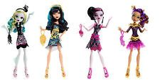 Monster High Frights Camera Action Black Carpet Fashion Doll Draculaura Clawdeen