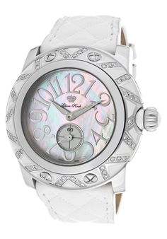 Price:$1071.43 #watches Glam Rock GR10506, Be the center of attention with beautiful watches by Glamin. Rock Watch, Dream Watches, Beautiful Watches, Glam Rock, Michael Kors Watch, Accessories, Outfit, Style, Watches Michael Kors