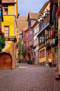 Riquewihr~ Alsace ~ France