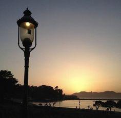 Before Sunset, San Francisco