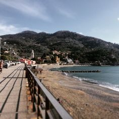 A beautiful day in #Liguria #Levanto waiting for #Easter #springtime #amazingweather take a chance for a tour on www.liguria.guide only with a local native #tourguide by margherita_g