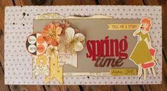 spring time mini album by simo