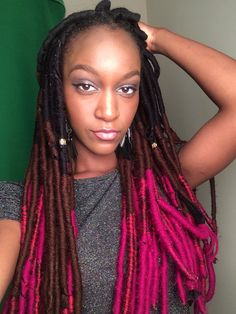 25 Ways To Wear Your Faux Locs Tgin