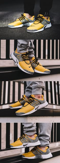 sneakers for cheap e328a 62dff Kind different..but dope for Steeler season or Pirates games. Nike Air  Presto