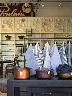 Come visit us at 6770 McKinley Street in Sebastopol, California Shop Fronts, Made In Heaven, Match Making, Green, Retail, Interiors, Inspiration, Kitchen, Biblical Inspiration