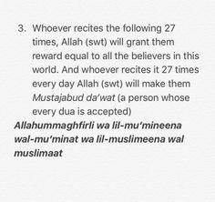 Doa Islam, Islam Hadith, Allah Islam, Islam Muslim, Alhamdulillah, Islamic Inspirational Quotes, Muslim Quotes, Beautiful Islamic Quotes, Religious Quotes