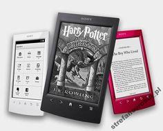 EBOOK czytnik Sony Reader PRS-T2 WiFi/microSD/2GB