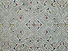 Shipibo textiles