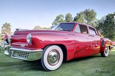 The last Tucker assembled from original parts could sell for $1 million | Hemmings Daily