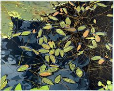 Jean Gumpper: Woodcuts; Northern Waterscapes