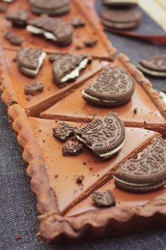 Tarte au Chocolat & Oréo 7#