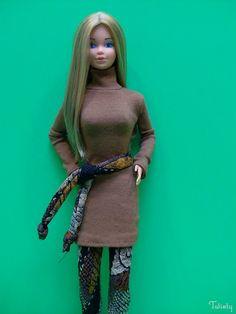 Vintage Steffie Barbie