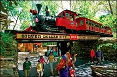 We have a season pass to Silver Dollar City, and it's awesome!