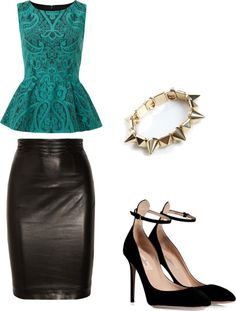 """""""Girls Night Out"""" by nalmanza on Polyvore"""