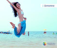 XV Años en la playa.  Cotiza tu evento en línea: http://mazatlaninternationalcenter.com/rfp/ info@mazatlanic.com Tel. (669) 9896060 #SomosMazatlan #VisitMazatlan #MICMejorImposible