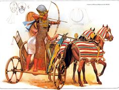 Egyptian cavalry