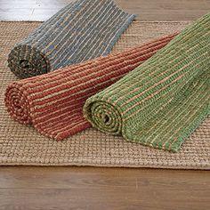 Jute/Wool Loop Rug company store 4x6 199