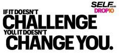 #challenge #change