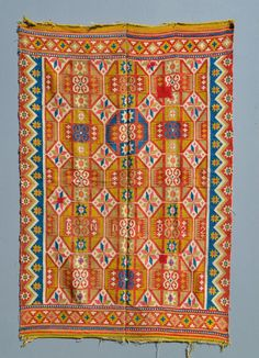 1822 Swedish rug/bedcover WOW