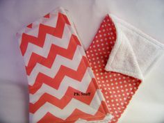 The Do Everything Cloth in Chevron in Hot Pink  Dish by PKStuff, $6.00