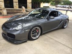 The team at Elite Racing Development built on this fun little Porsche Cayman track machine on Forgeline GA3R wheels finished with Gunmetal centers and Polished outers. See more at: http://www.forgeline.com/customer_gallery_view.php?cvk=1250 #Forgeline #GA3R #notjustanotherprettywheel #madeinUSA #Porsche #Cayman