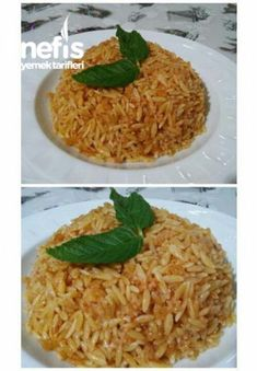Bol Domatesli Tane Tane Şehriye Pilavı Turkish Recipes, Rice Dishes, Food And Drink, Cooking, Kitchen, Hotels, Foods, Drinks, Search