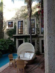 LOVE this exterior! Jan Showers | Blog | SAN MIGUEL DE ALLENDE