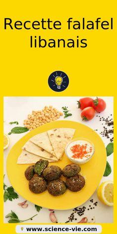 Recette falafel libanais #recette #salée #libanais