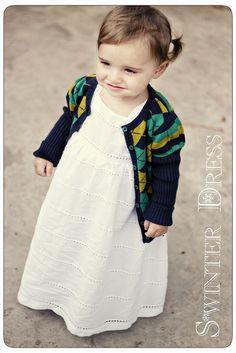 every girl needs a white dress