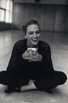 Elle DE - Uma Thurman - Jul 1998