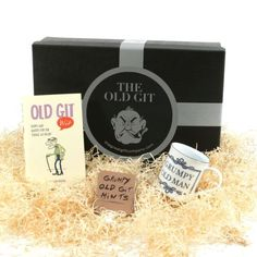 Old Git Gift Box