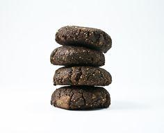 Chocolate Peanut Butter Cookies (Gluten Free)