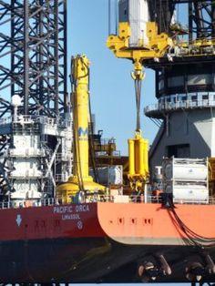 Cranemaster Tests New PHC's Mettle at Rampion OWF