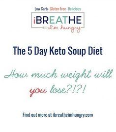 7 day keto soup diet