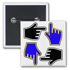 Cursor Button #buttons #humor #tech #cursor #geek #computers #design