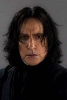 Severus Snape - again with the eyes!