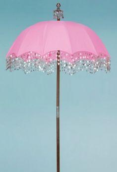 Pink Raj Parasol