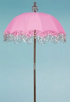 with a pink Raj parasol... #pink #color #colours