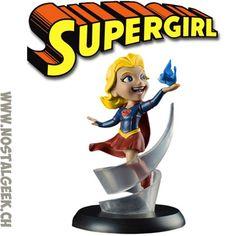 Figurine QFig DC Supergirl geek suisse shop noel