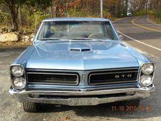 1965 Pontiac GTO. My dad had one of these!
