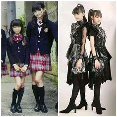 Baby Metal, Metal Girl, Emo Bands, Girl Bands, Rock Bands, Japanese Girl Band, Japanese Female, Moa Kikuchi, Girl Korea