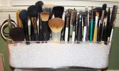 It's All Pretty to Me: Makeup & Nail Polish Storage