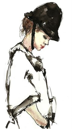 Vita Yang #fashion #illustration