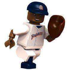 Tony Gwynn San Diego Padres OYO Sports Player Minifigure