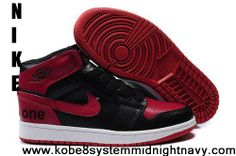 Buy New Air Jordan 1(I) Fluff Black Red White For Winter Fashion Shoes Store