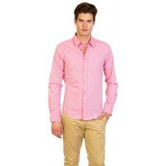 Poze Camasa roz DON Job Fit