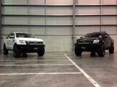 If you are in New Zealand, stop by your Ford Dealership and pick one of these bad boy's up! Thank you CTB Performance and Accessories for the awesome Builds! Ford Ranger, Pick One, Bad Boys, Offroad, New Zealand, Survival, Vehicles, Awesome, Accessories