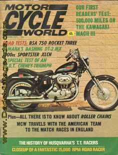 1972 Harley-Davidson Sportster XLCH – the meanest v-twin from Milwaukee gets more power